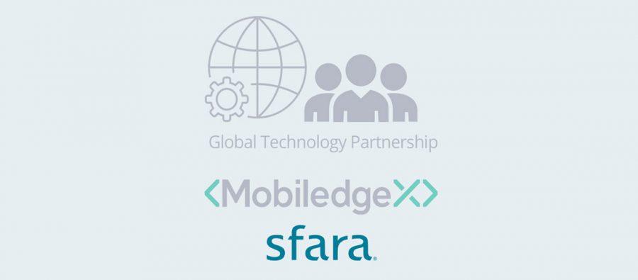 MobiledgeX & Sfara form a Global Technology Partnership