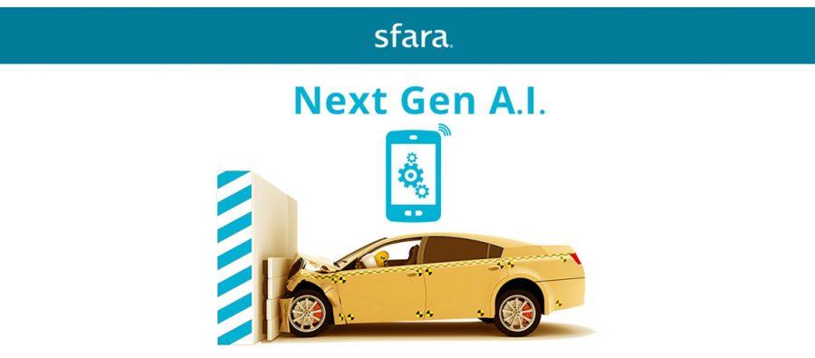 "Sfara Delivers Next-Gen Crash Detection Using an Innovative Multi-layered AI Design: Introducing ""Sfara ESP"" Technology"
